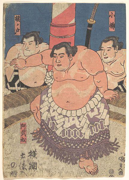 【相撲部屋】阿武松、錣山、花籠、放駒、大嶽